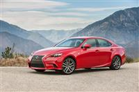 Lexus IS Monthly Vehicle Sales