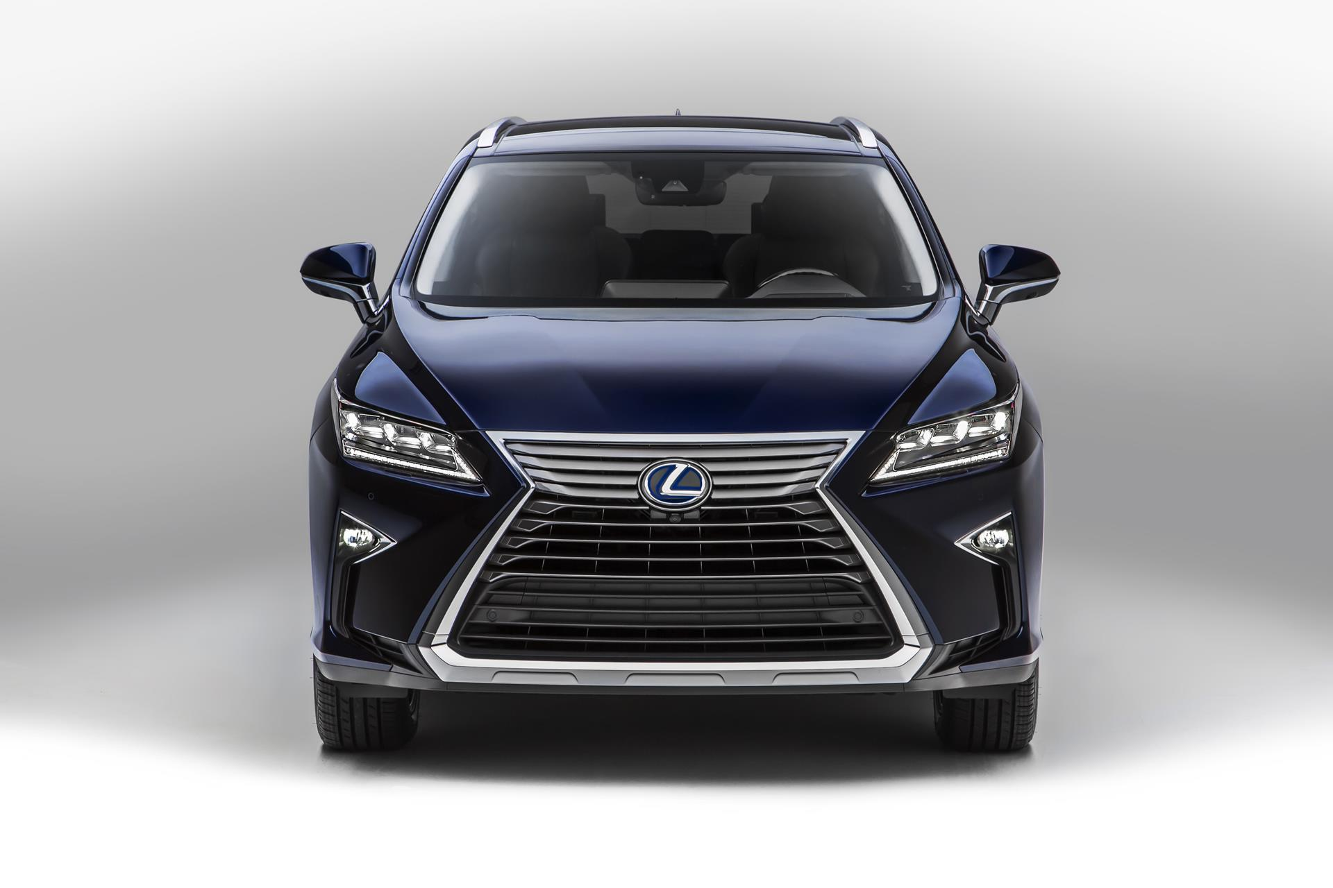 2016 lexus rx 450h news and information. Black Bedroom Furniture Sets. Home Design Ideas