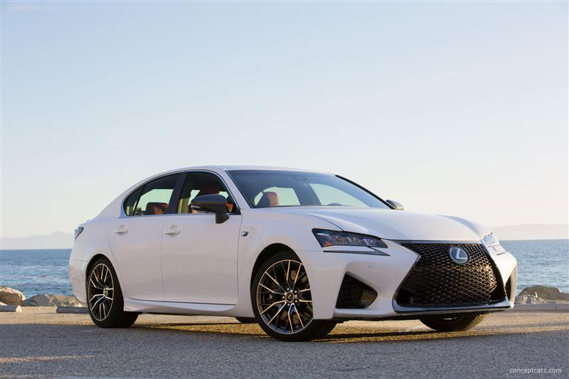2017 Lexus Gs F News And Information Conceptcarz Com