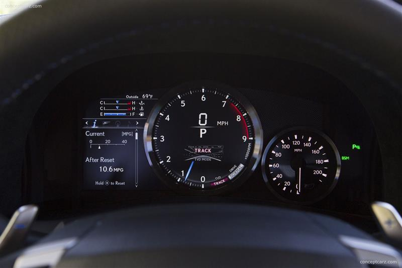 2017 Lexus GS F