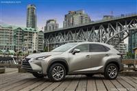 Lexus NX Monthly Sales