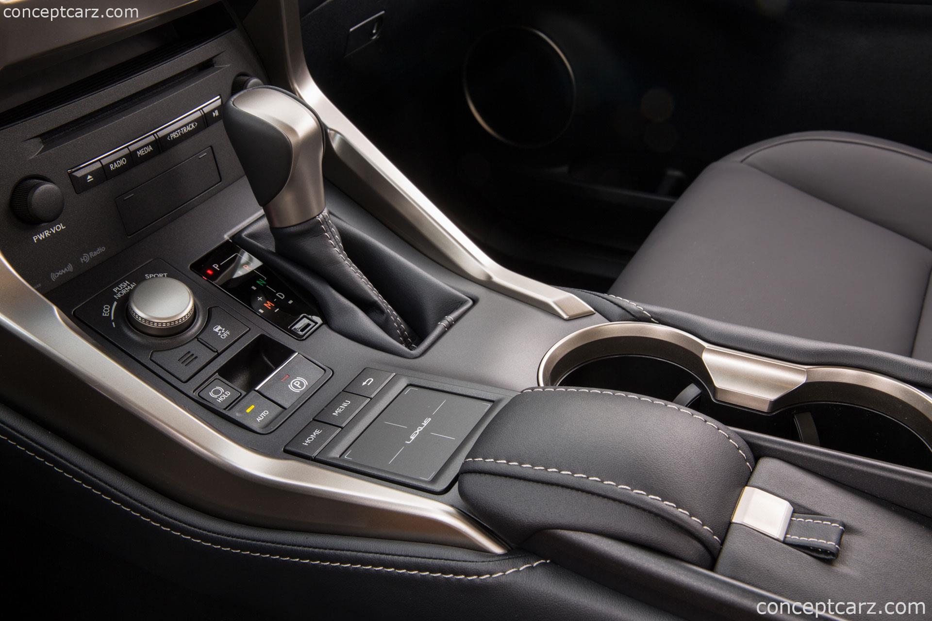2017 Lexus NX Image. Photo 35 of 67