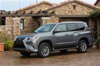 Lexus GX Monthly Vehicle Sales