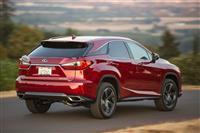2018 Lexus RX image.