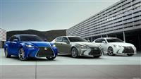 2018 Lexus GS image.
