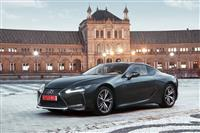 Popular 2019 Lexus LC Wallpaper