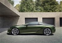 Popular 2020 Lexus LC 500 Inspiration Series Wallpaper