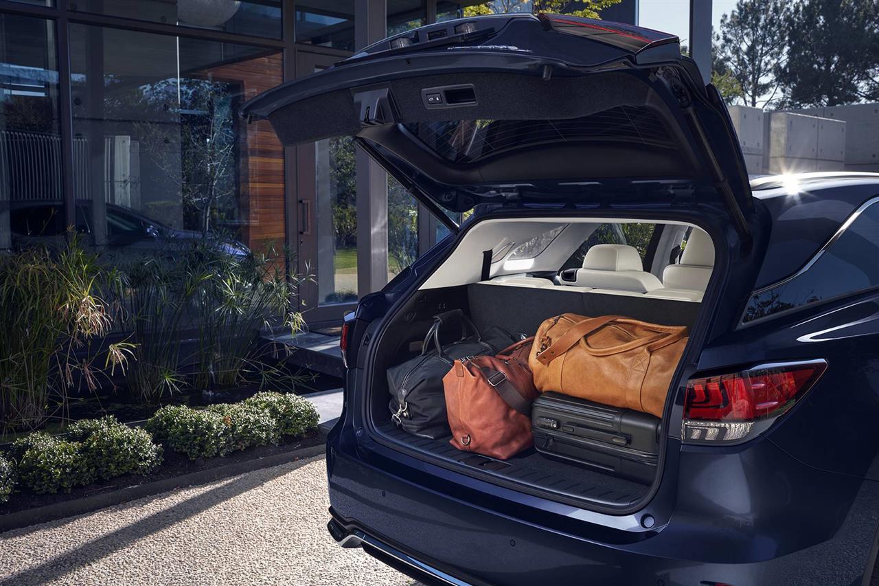 2020 Lexus RX 350 Image  Photo 8 of 32