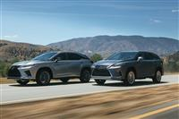 Popular 2020 Lexus RX 450hL Wallpaper