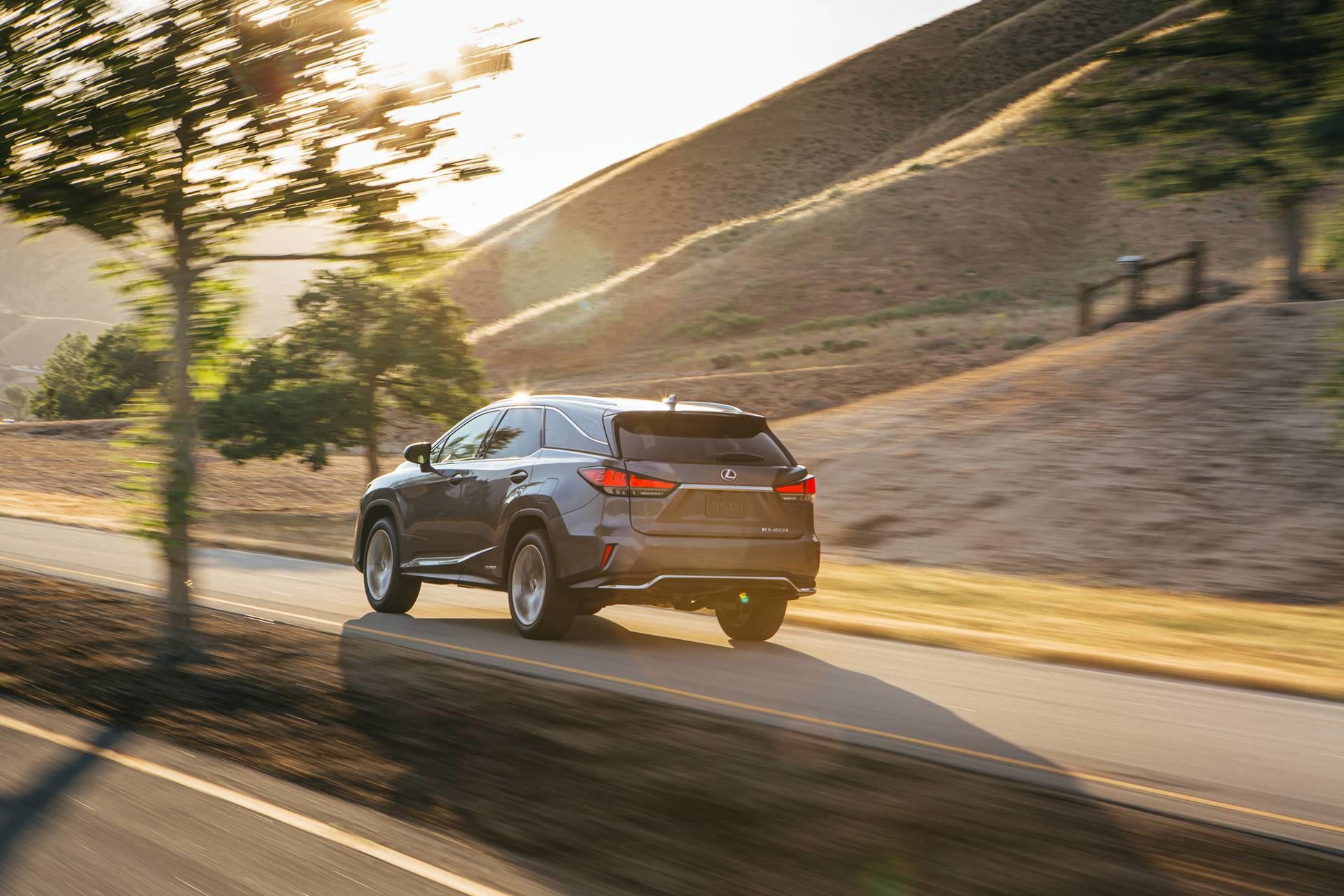 2020 Lexus RX 450hL