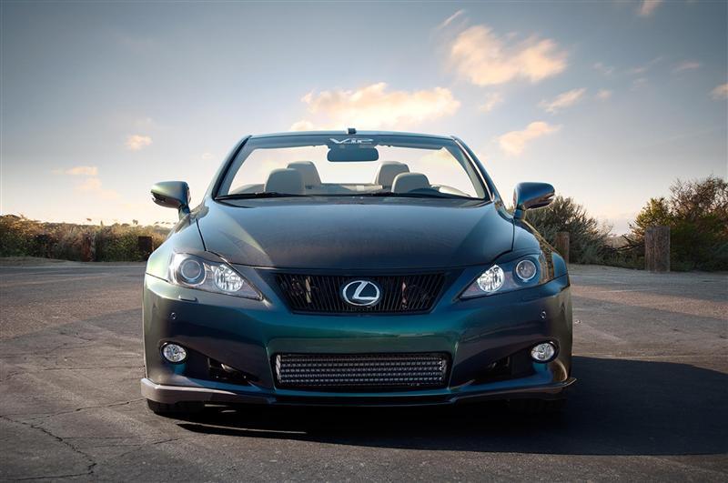 2011 Lexus IS 350C VIP Auto Salon