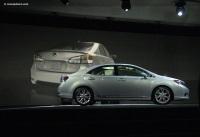 2009 Lexus HS 250h image.
