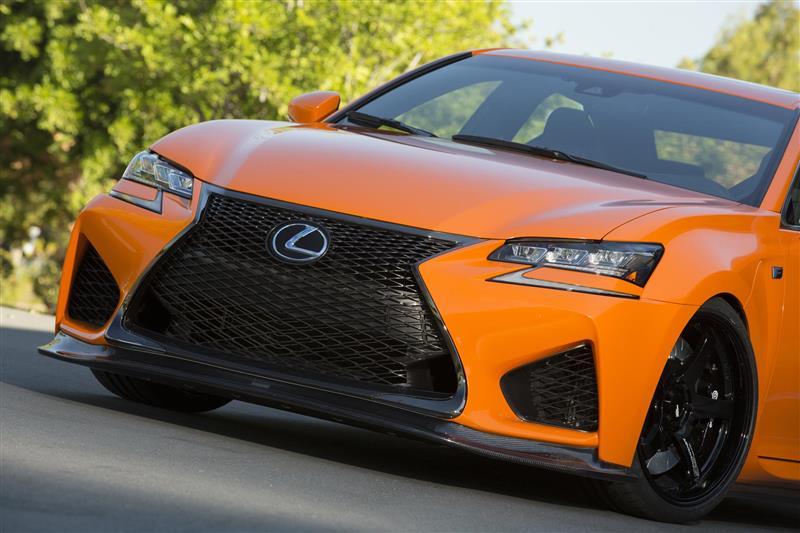 2015 Lexus GS F by Gordon Ting