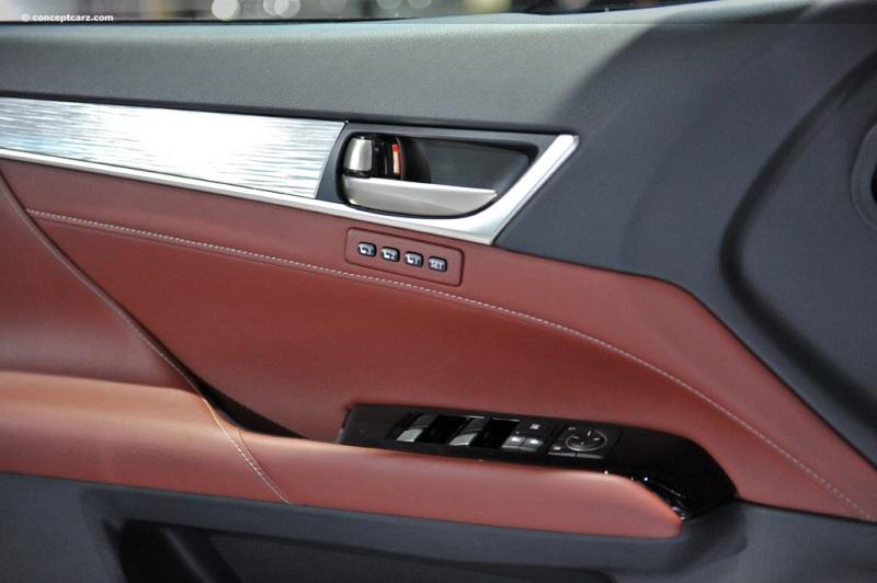 2013 Lexus GS 350 F SPORT Package