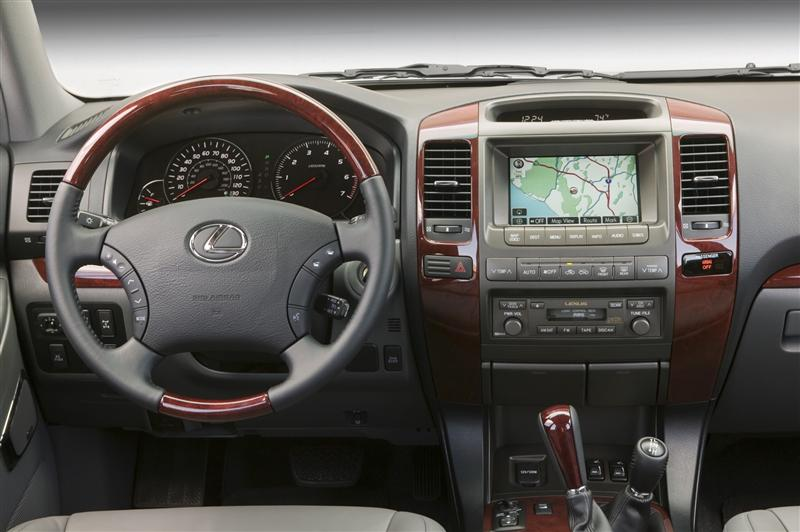 Attractive 2009 Lexus GX 470
