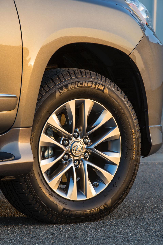 2015 Lexus GX 460 thumbnail image