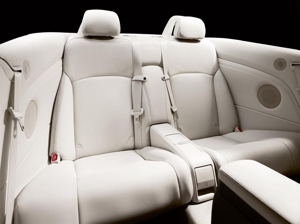 2009 Lexus IS 250C