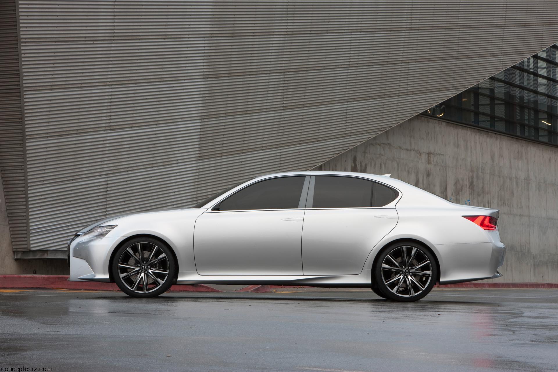 Gs Auto Sales >> 2011 Lexus LF-Gh Hybrid Concept News and Information