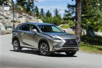 Lexus NX Monthly Vehicle Sales