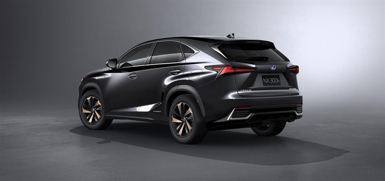 2018 Lexus NX Image. Photo 15 of 26