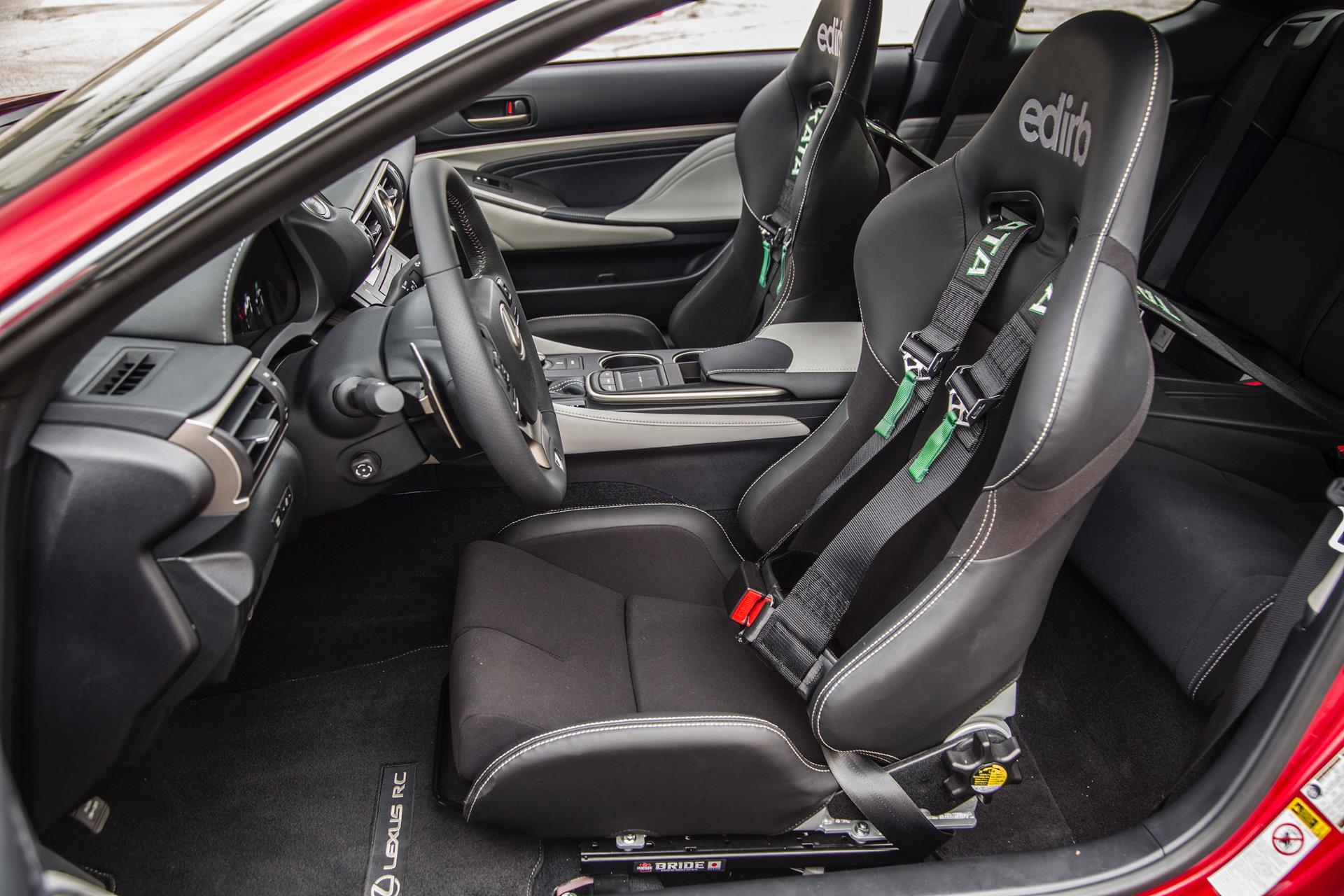 2015 Lexus RC 350 F SPORT Gordon Ting