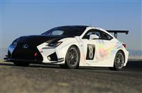 Popular 2015 RC F GT Concept Wallpaper