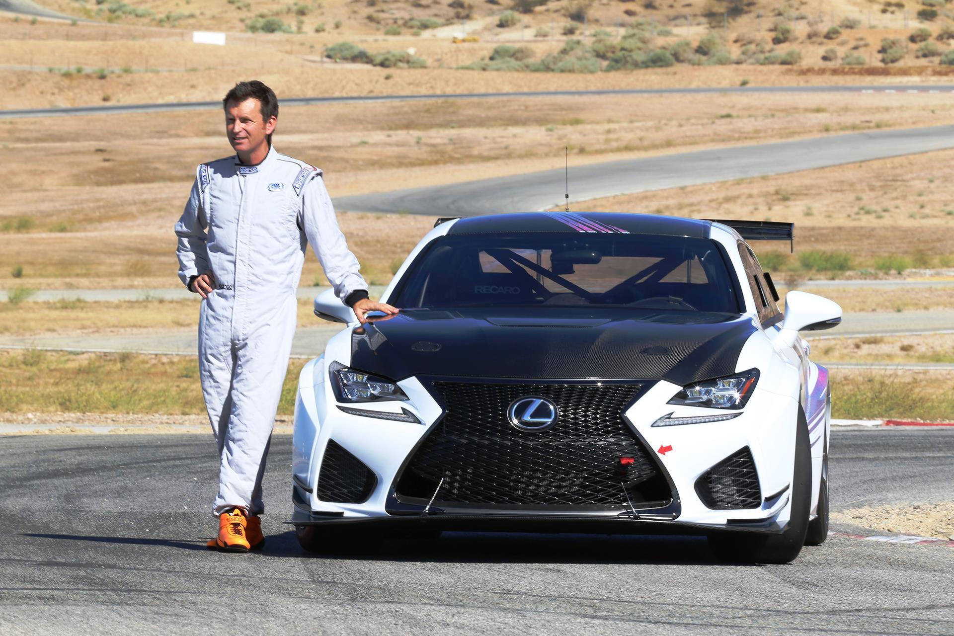 2015 Lexus RC F GT Concept