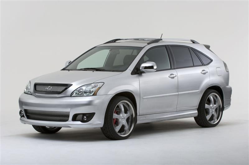 2009 Lexus Rx 400h News And Information