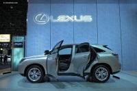 Lexus RX 450h image.