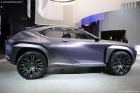 Lexus UX Concept Concept Information
