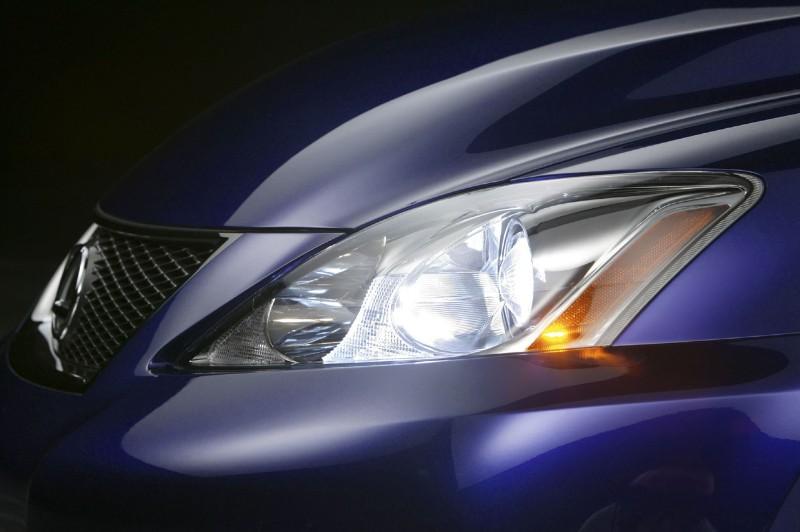 2008 Lexus IS-F Concept
