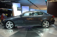 2007 Lexus IS 250/IS350