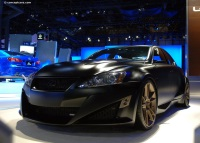 2008 Five Axis Project IS-F Concept