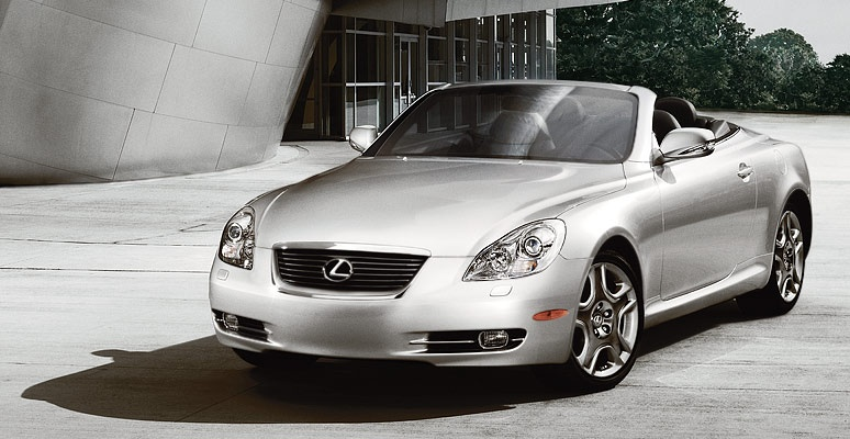 2009 lexus sc430 news and information. Black Bedroom Furniture Sets. Home Design Ideas
