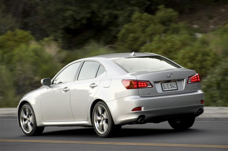 2009 Lexus Is 350 Image Photo 23 Of 44