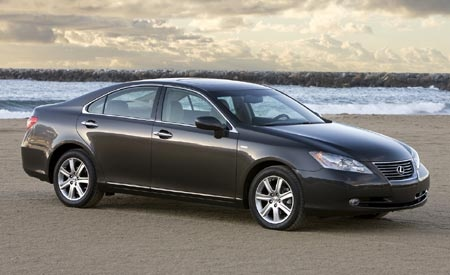 2008 Lexus ES 350 Pebble Beach Edition