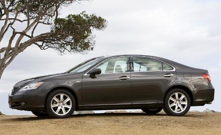 Lexus es 350 pebble beach edition