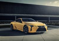 Popular 2019 Lexus LC 500 Inspiration Series Wallpaper