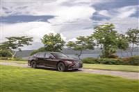 Popular 2020 Lexus LS 500 Inspiration Edition Wallpaper