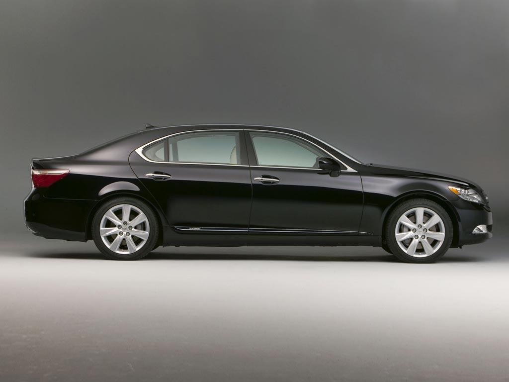 2008 Lexus LS 600h L Image. https://www.conceptcarz.com ...