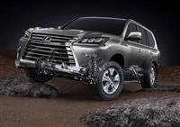 Popular 2019 Lexus LX Wallpaper