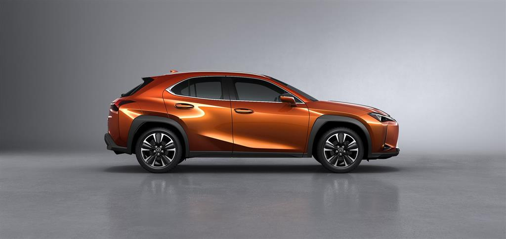 2018 Lexus UX Crossover News and Information