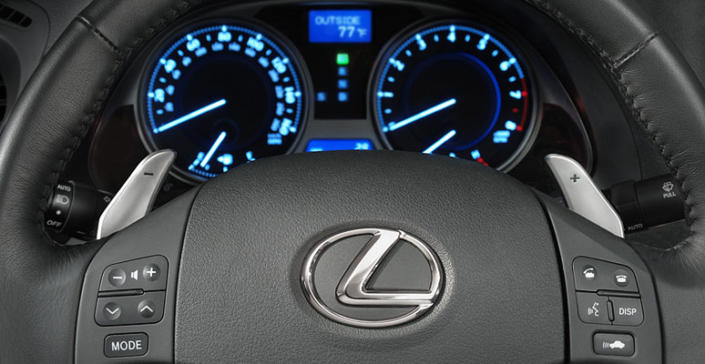 2007 Lexus IS 250/IS350