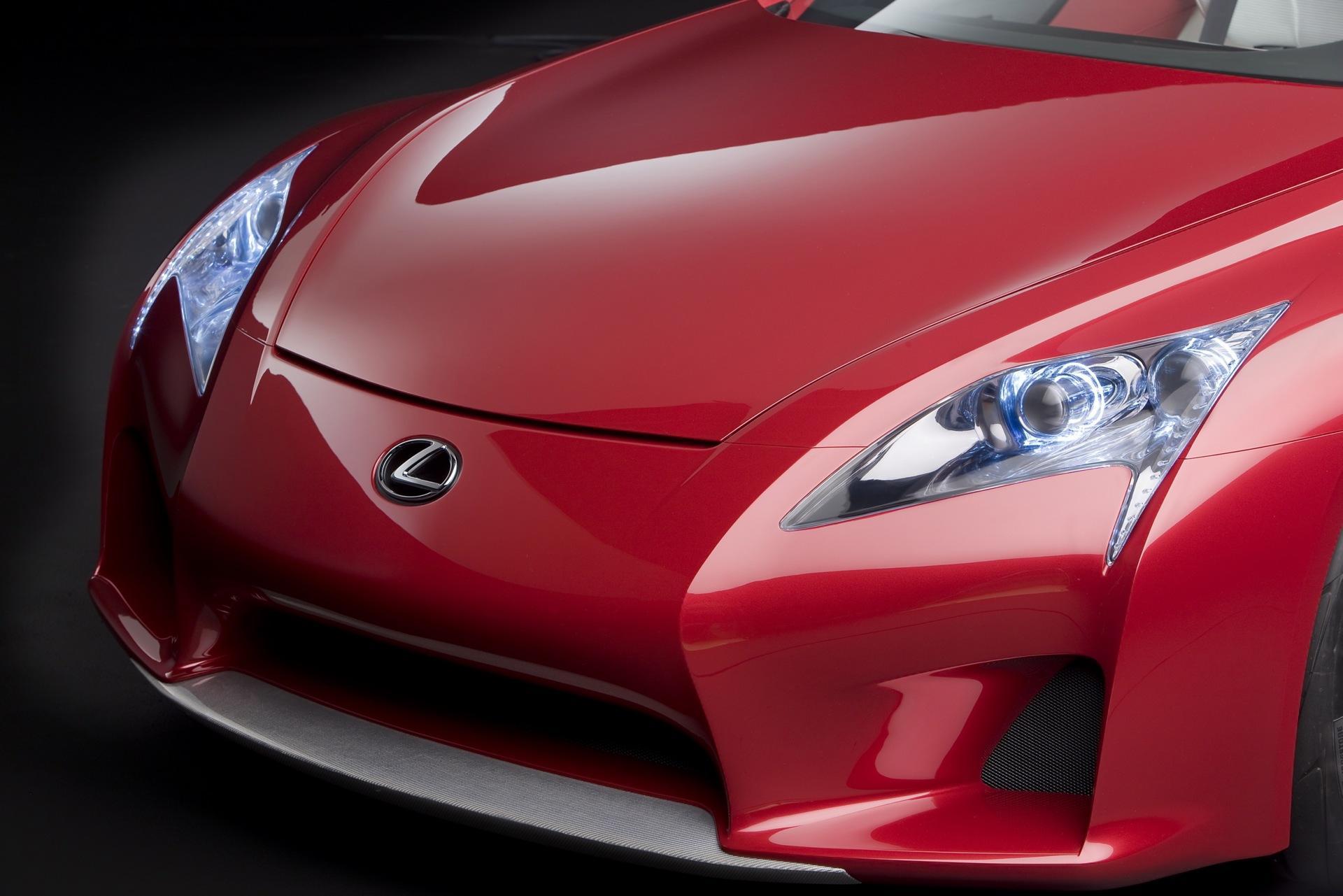 Lexus Лексус бордовый скачать