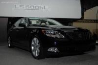 2008 Lexus LS 600h L image.
