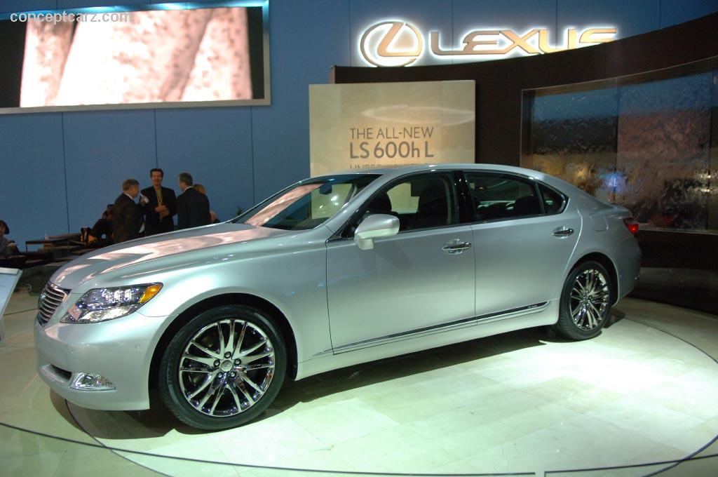 Auction Results And Sales Data For 2008 Lexus Ls 600h L