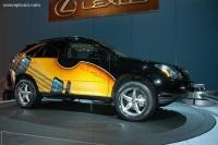 Lexus RX 400h Paul McCartney Signature Edition