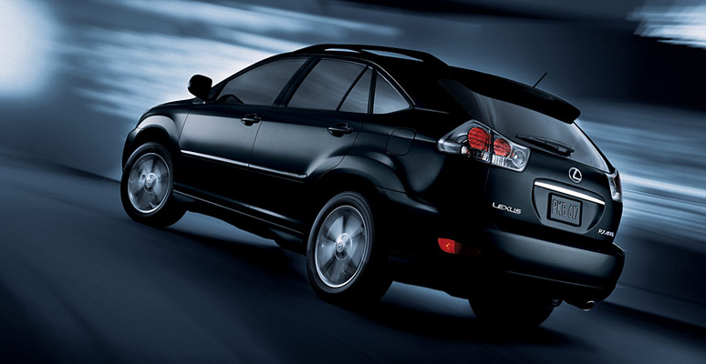 2007 Lexus RX 400h Wallpaper and Image Gallery
