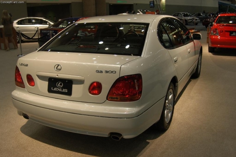 2004 Lexus GS 300 Image. Photo 4 of 7