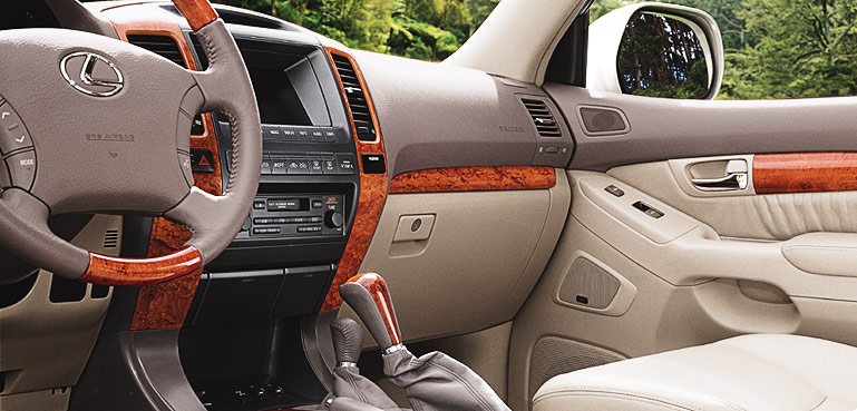 2006 Lexus GX thumbnail image